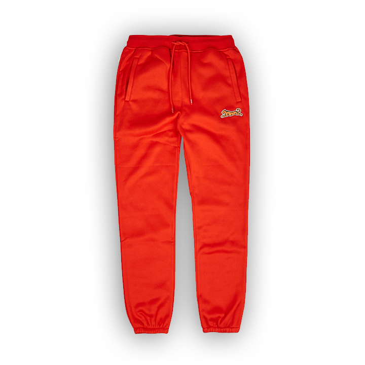 LE TIGRE BRIDGE JOGGER - RED - LA1-003-600